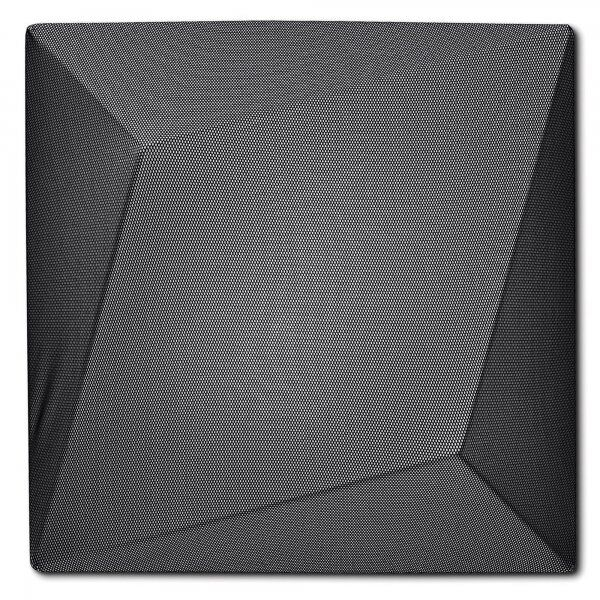 Ukiyo 1-Light Flush Mount Color: White / Black, Bulb Type: (1) 2Gx13 x Max 55W