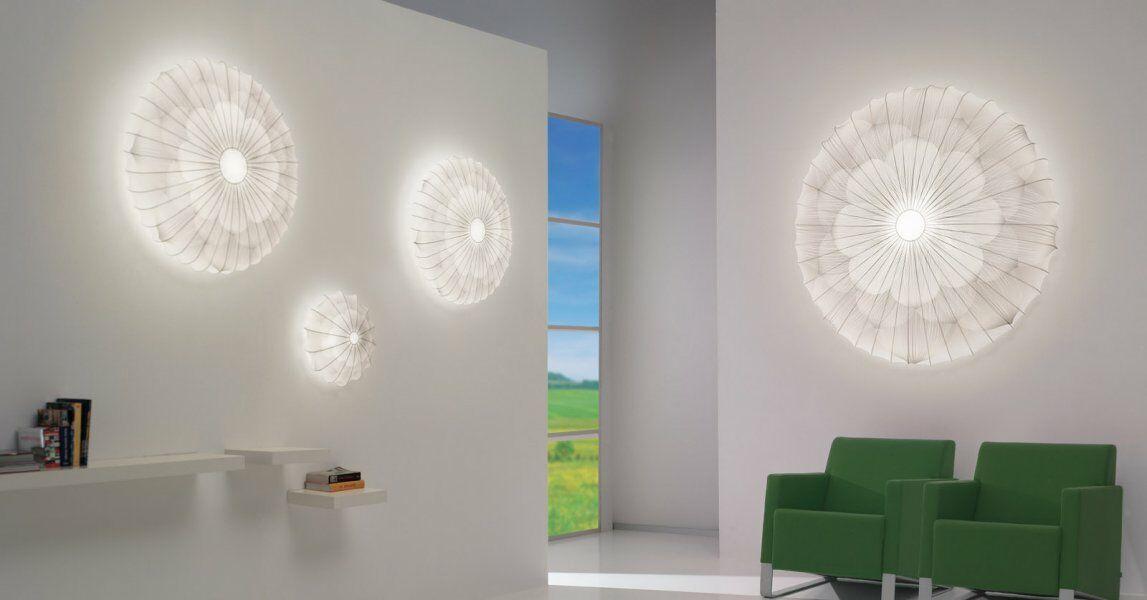 Muse Flower 2-Light Flush Mount Color: White