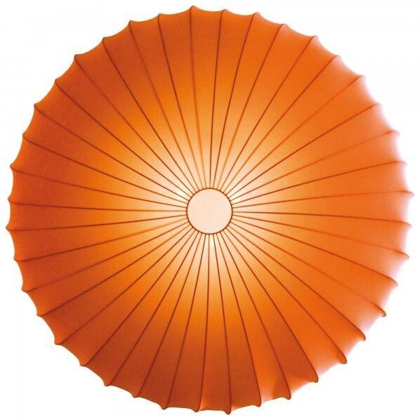 Muse 1-Light Pendant Color: Orange