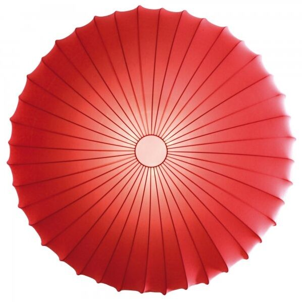 Muse 1-Light Pendant Color: Red