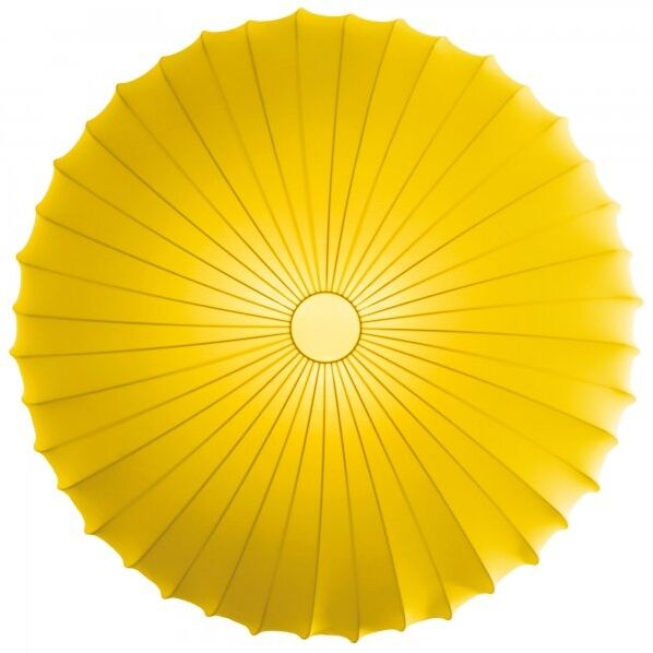 Muse 1-Light Pendant Color: Yellow