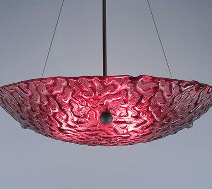 4-Light Bowl Pendant Glass Color: Phantom Frost, Drop: 58