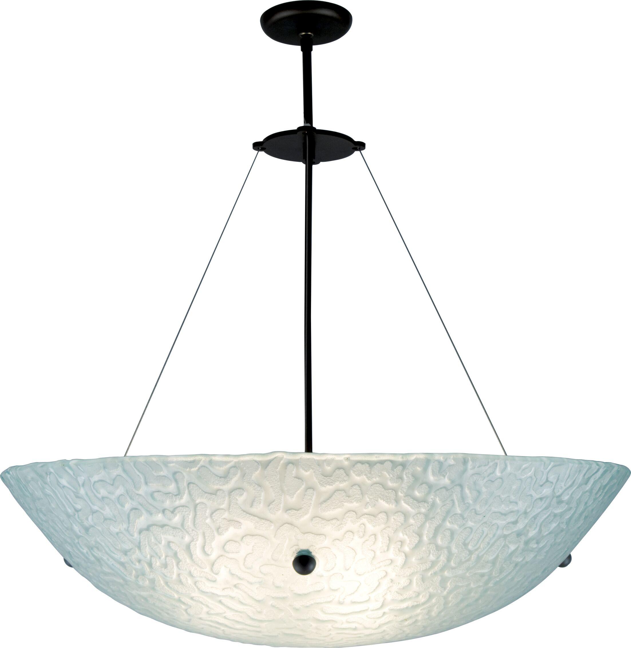 Bowl 4-Light Bowl Pendant