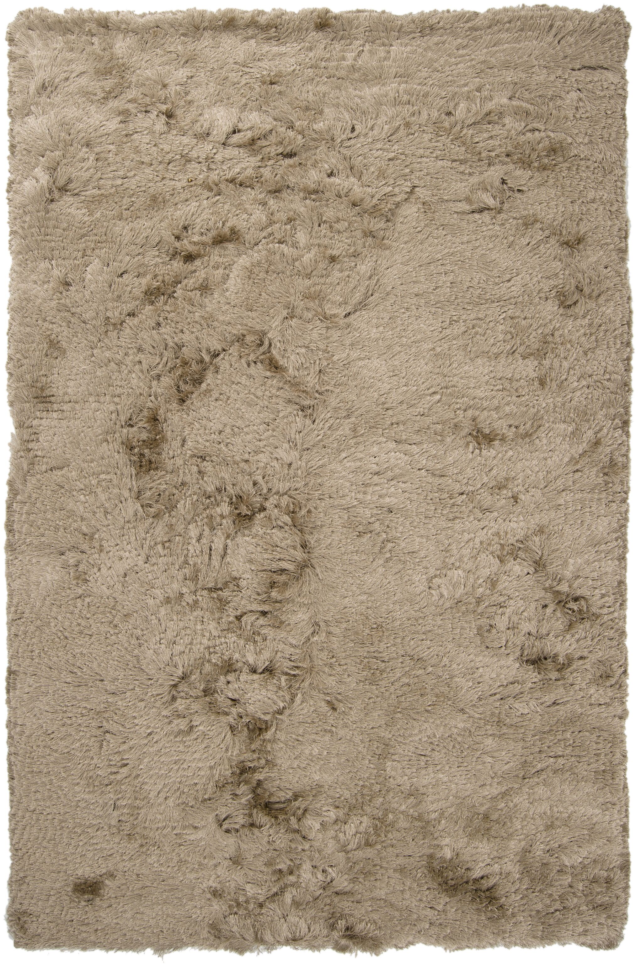 Whisper Gray Solid Area Rug Rug Size: Rectangle 2' x 3'
