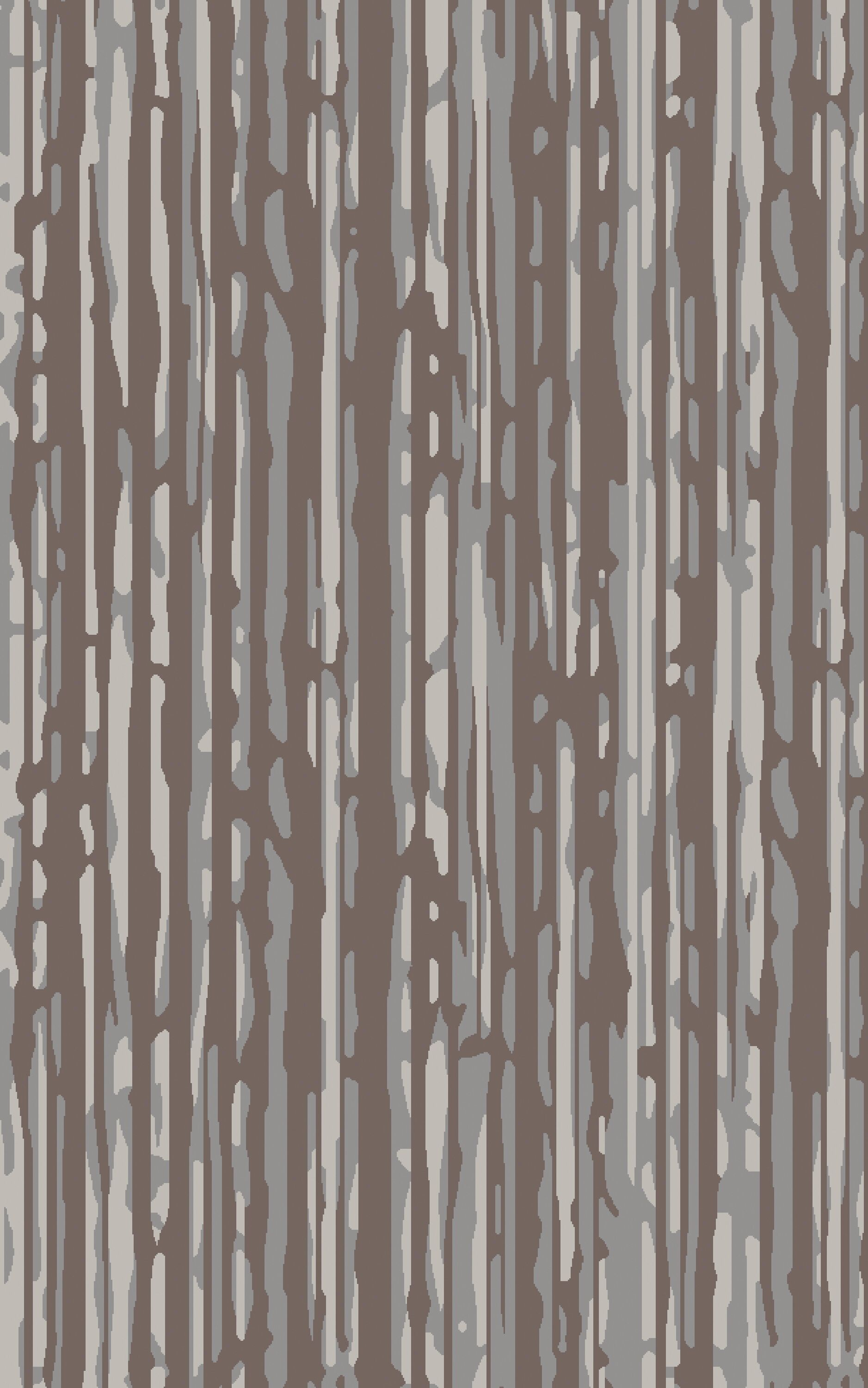 Modern Classics Gray/Taupe Area Rug Rug Size: Rectangle 5' x 8'