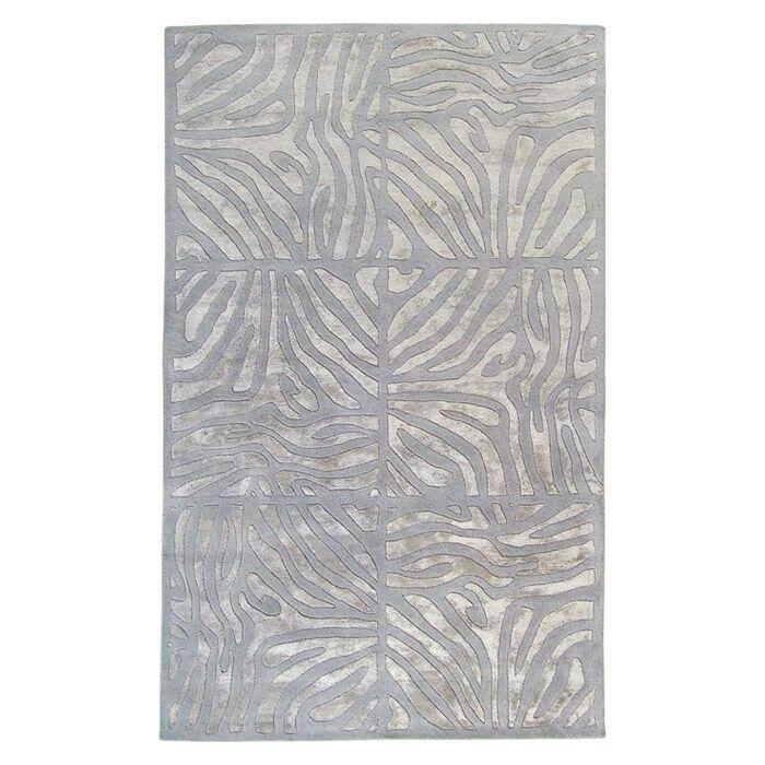 Modern Classics Slate Rug Rug Size: Rectangle 5' x 8'