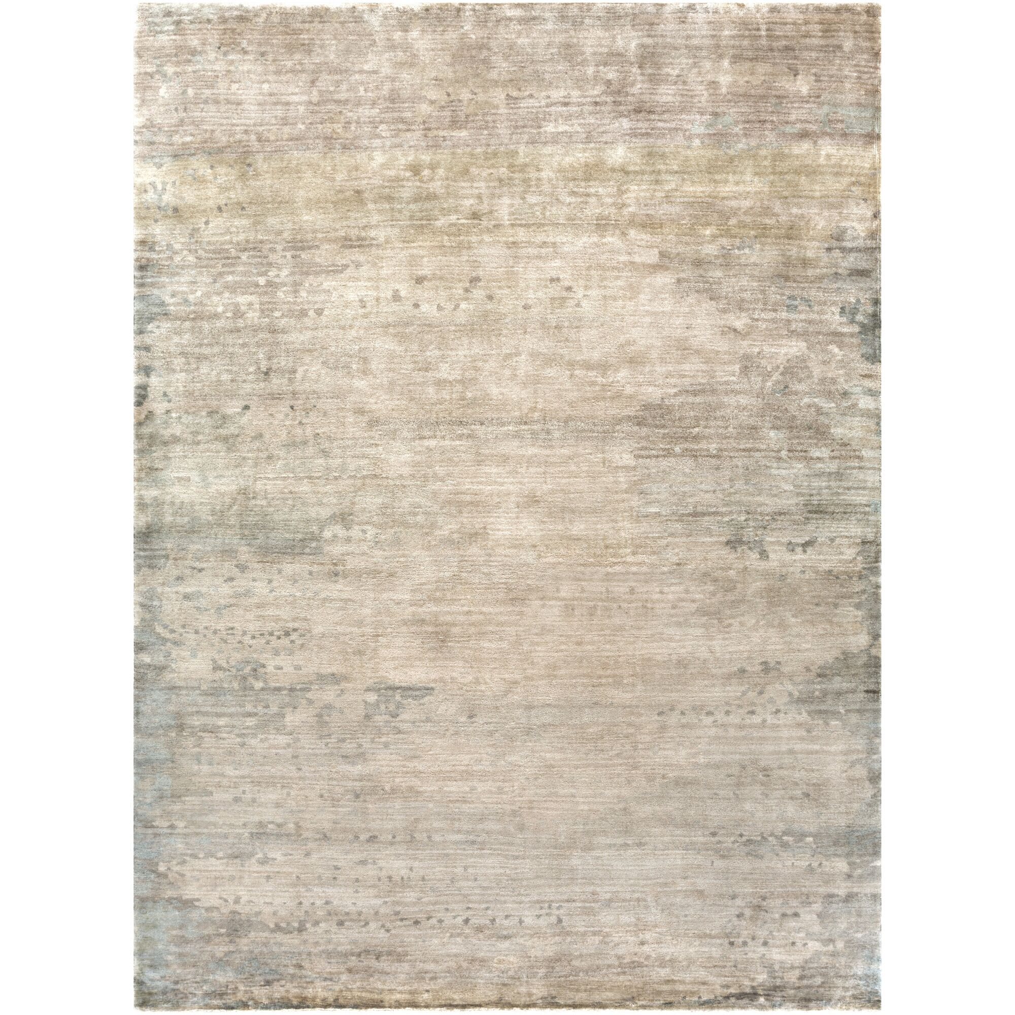 Slice of Nature Parchment Area Rug Rug Size: Rectangle 8' x 11'
