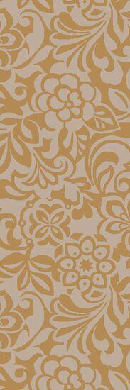 Modern Classics Dark Orange/Gray Area Rug Rug Size: Rectangle 5' x 8'