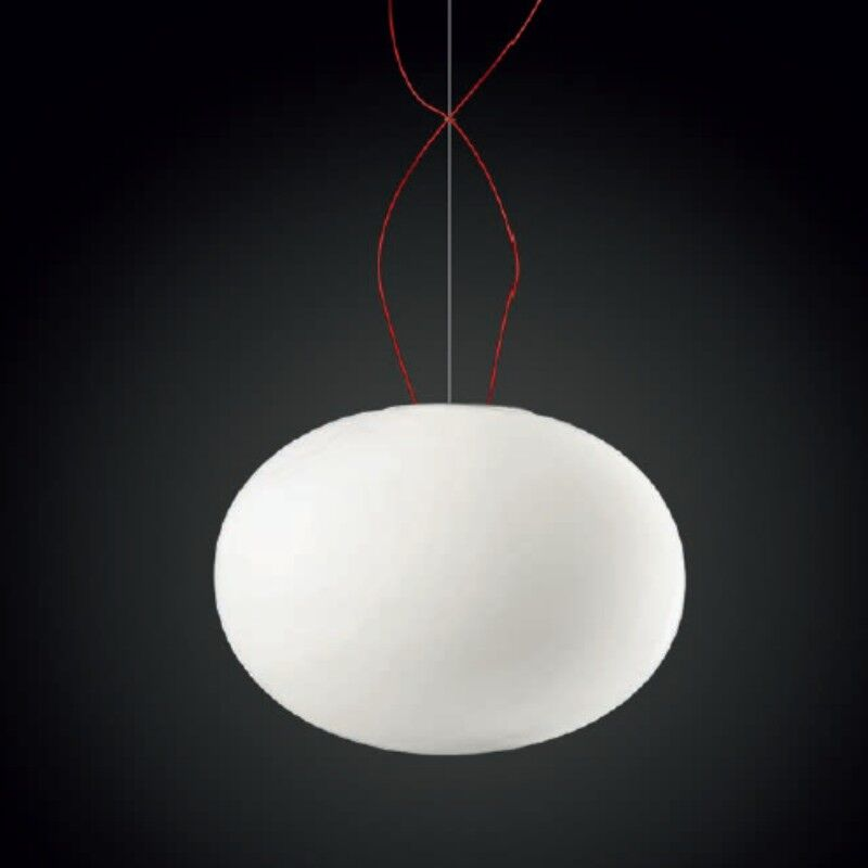 Gilbert 1-Light Pendant Bulb Type: LED Warm, Size: 13