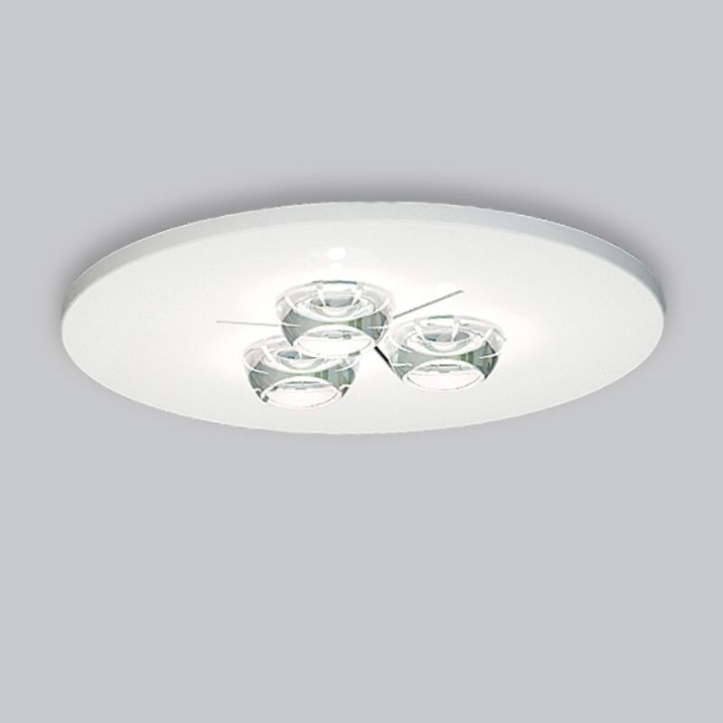 Polifemo 3-Light Flush Mount
