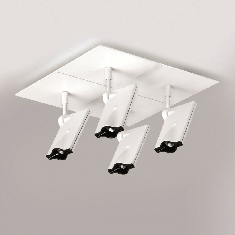 4-Light LED Directional & Spotlight
