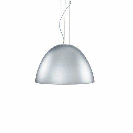 Willy 3-Light Dome Pendant Finish: Metallic Gray Aluminum