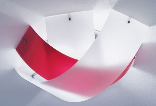 Tourbillon 1-Light Flush Mount
