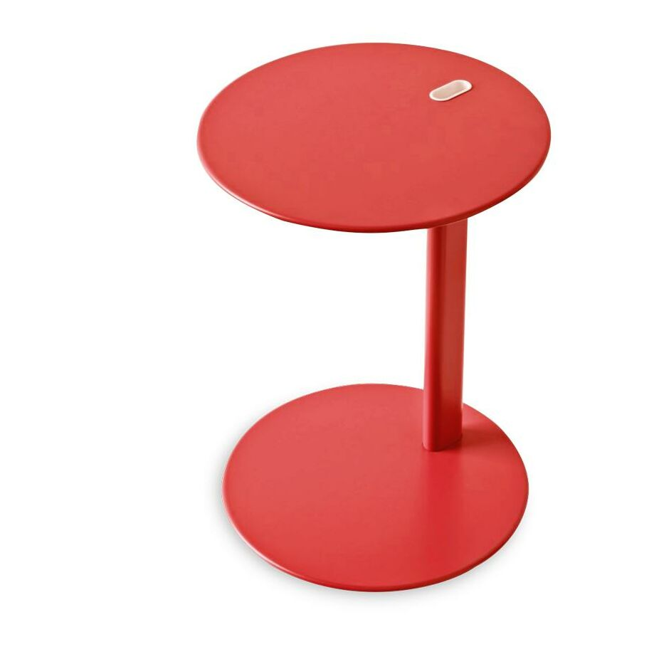 Tender Multifunctional Coffee Table Color: Matte Red