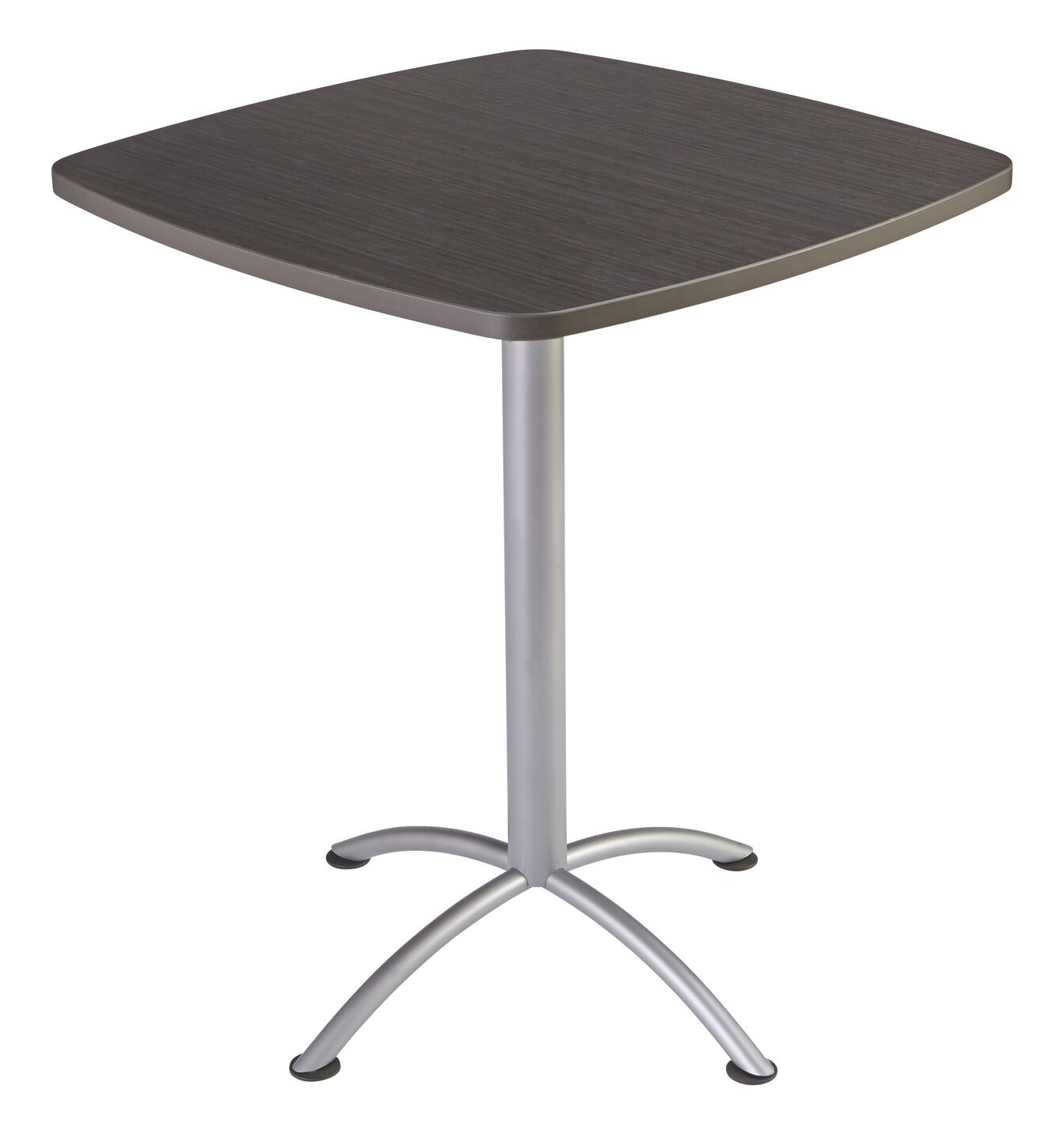 iLand Square Conference Table Top Finish: Walnut, Size: 42