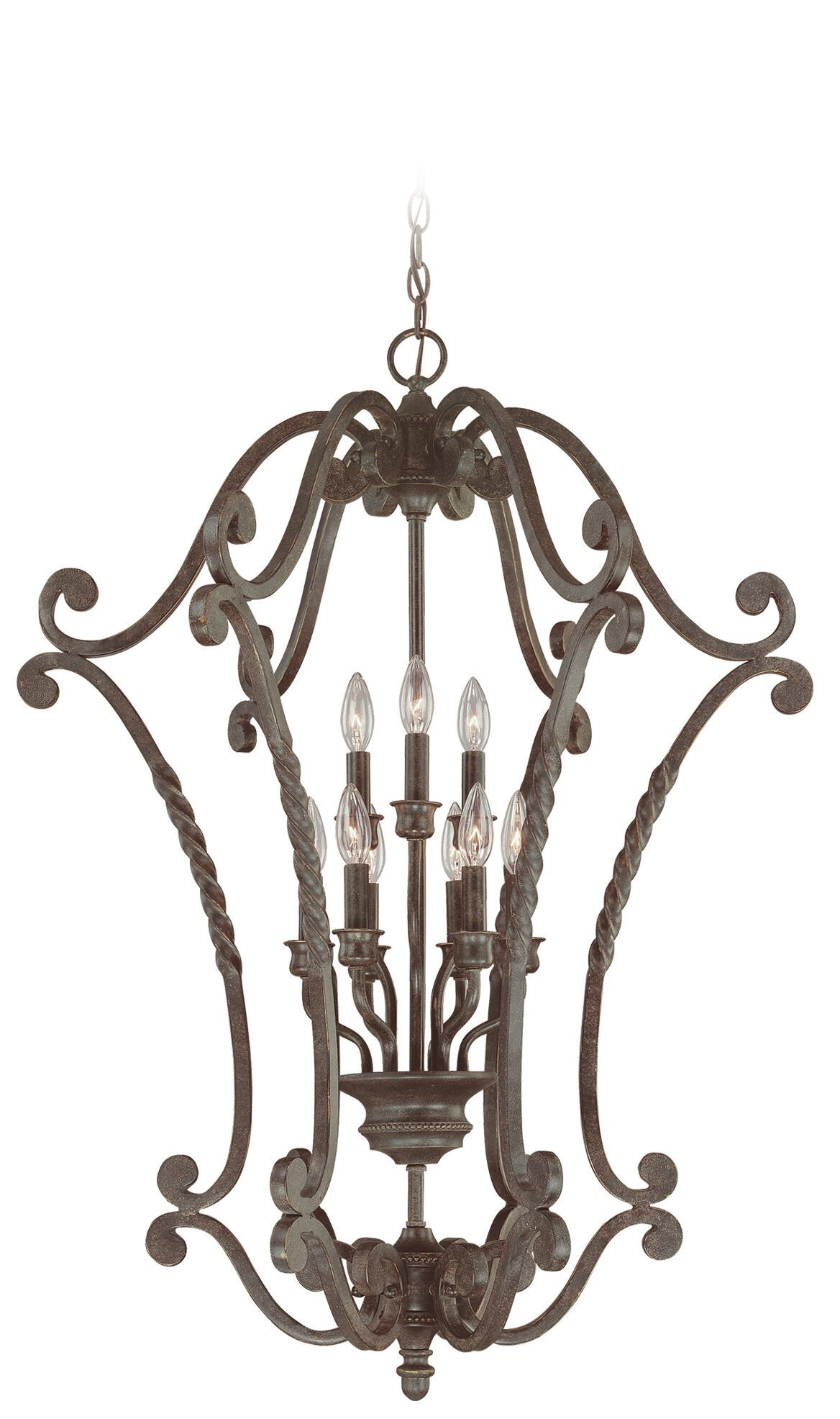 Westerleigh 9-Light Foyer Pendant