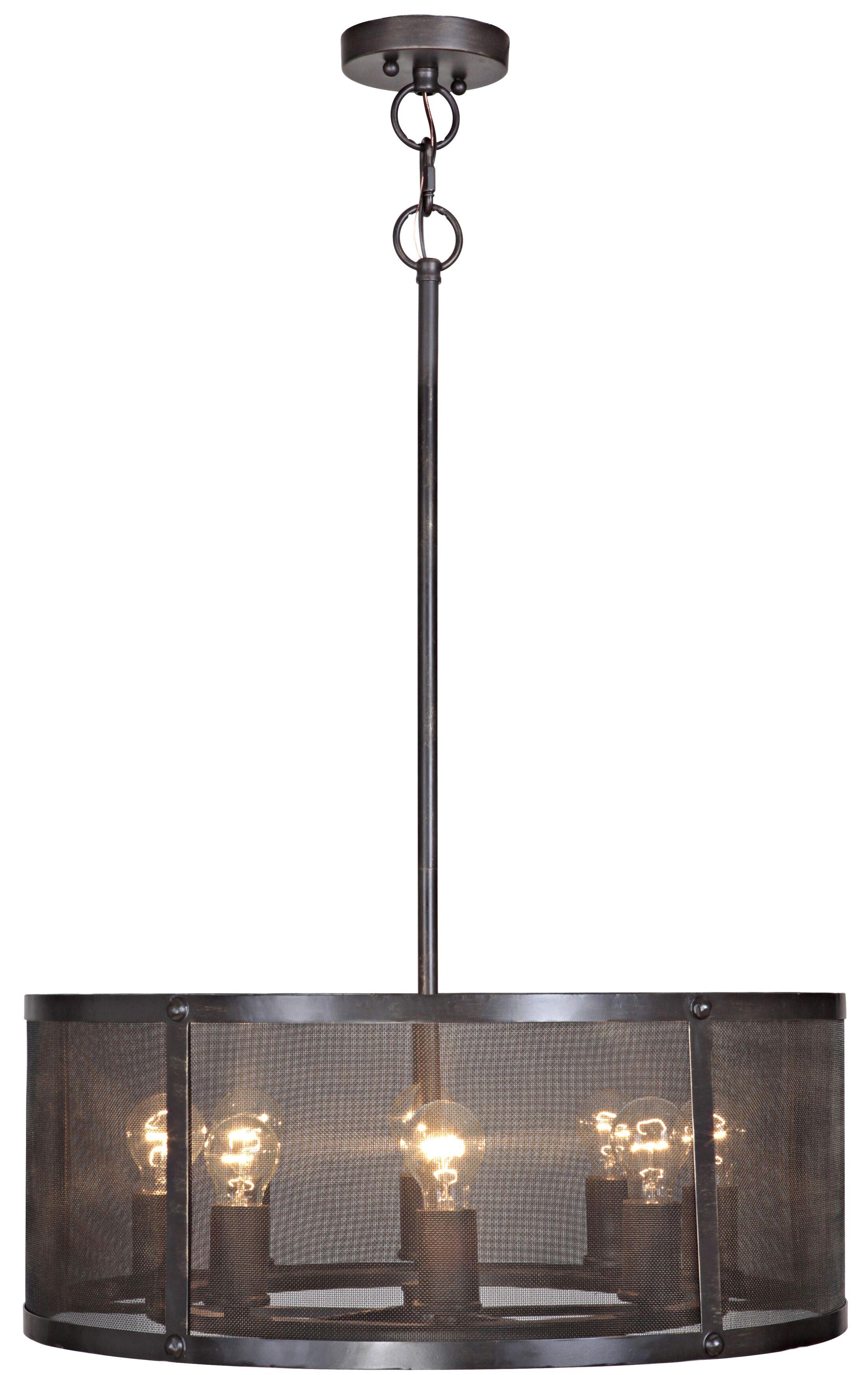 Gibrilla 8-Light Pendant