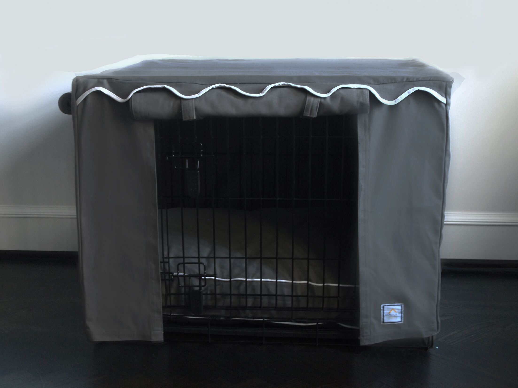 Crate Cover Size: Medium (24