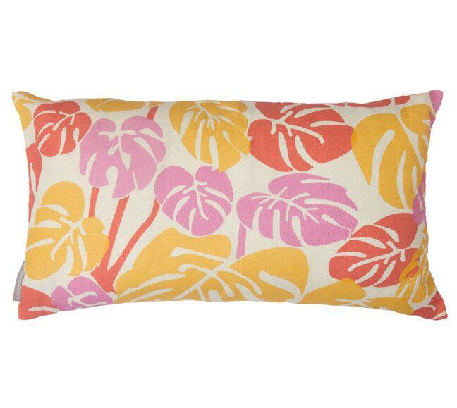 Deliciosa Lifesaver Bolster Pillow Fill Type: Fiber Fill