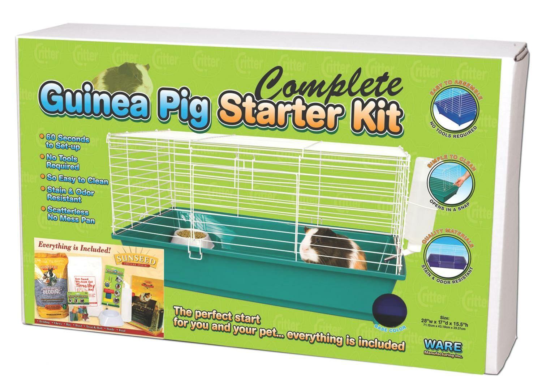 Home Sweet Sunseed Guinea Pig Starter Kit