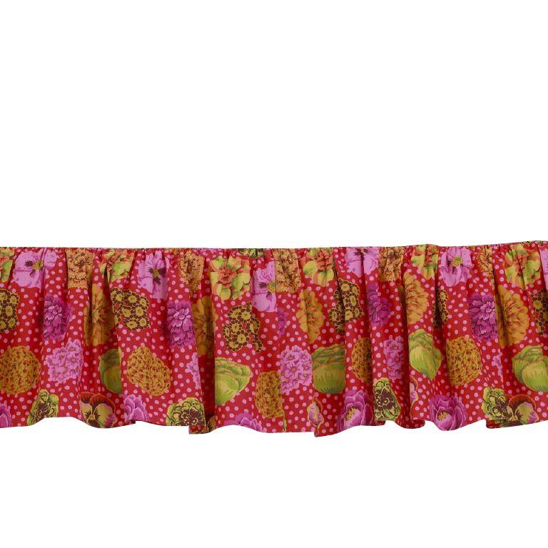 Tula Bed Skirt Size: Full