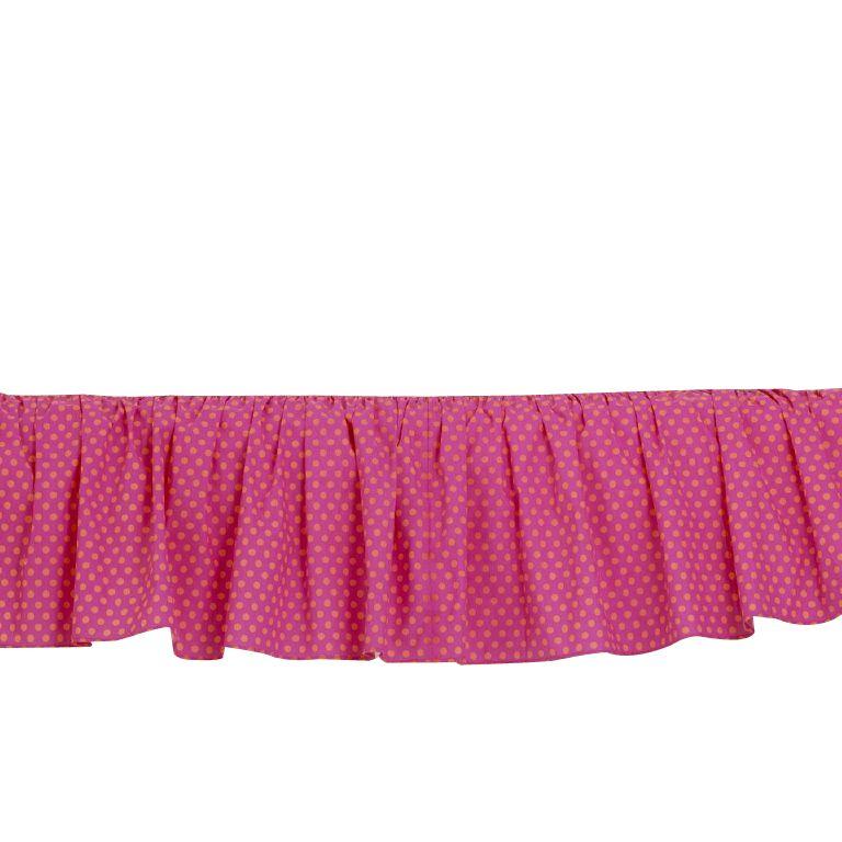 Sundance Bed Skirt Size: Full