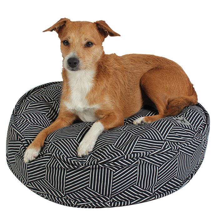 Valentina Rough Gem Dog Bed Cover