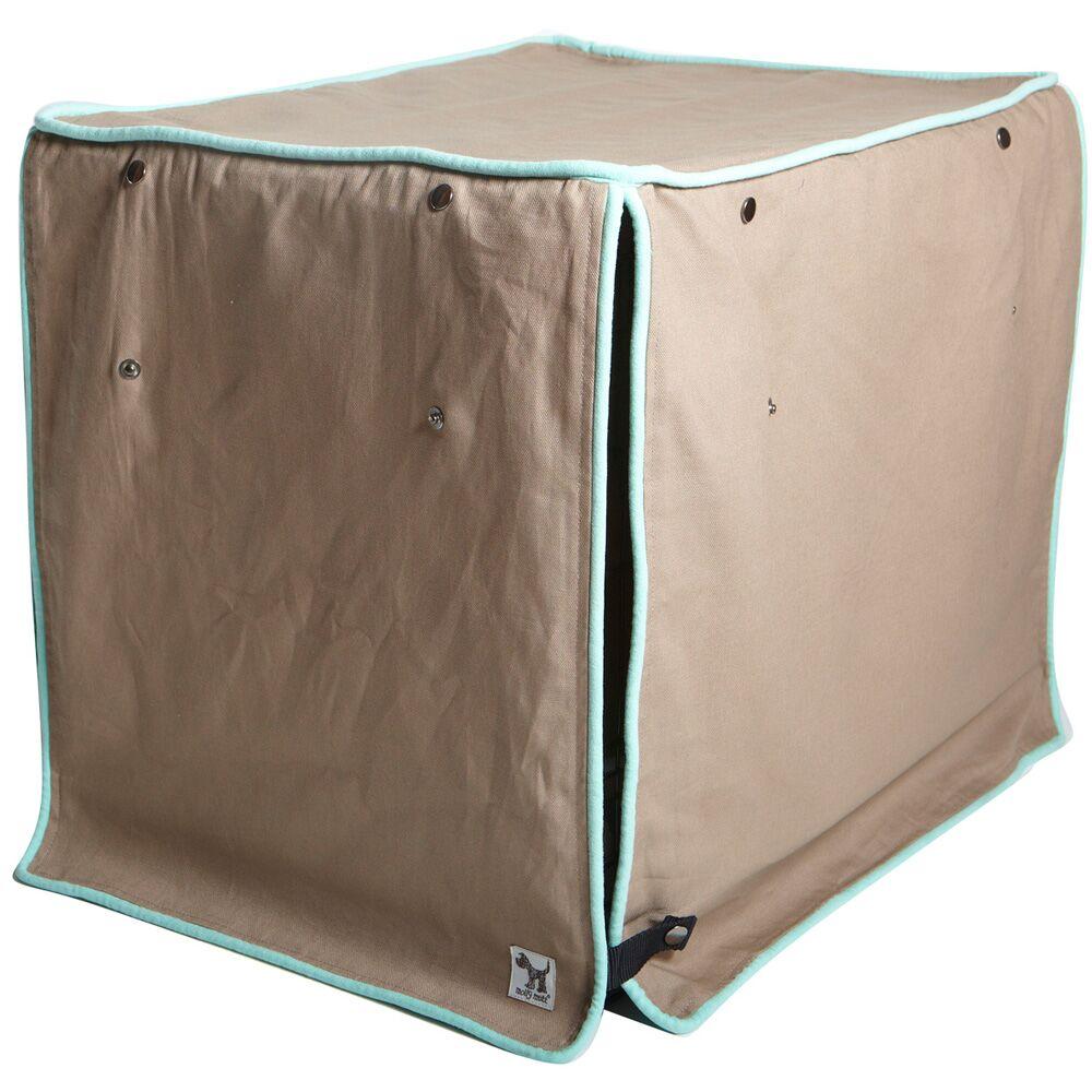 Kurt Wild Horses Dog Crate Cover Size: 21