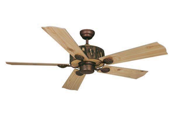 Polston 5-Blade Ceiling Fan