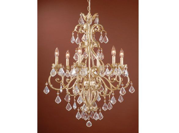Prosser 6-Light Candle Style Chandelier