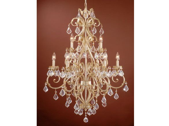 Prosser 9-Light Candle Style Chandelier