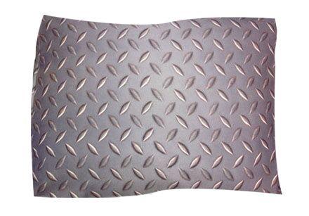 Diamond Plate Pet Throw Size: X-Large
