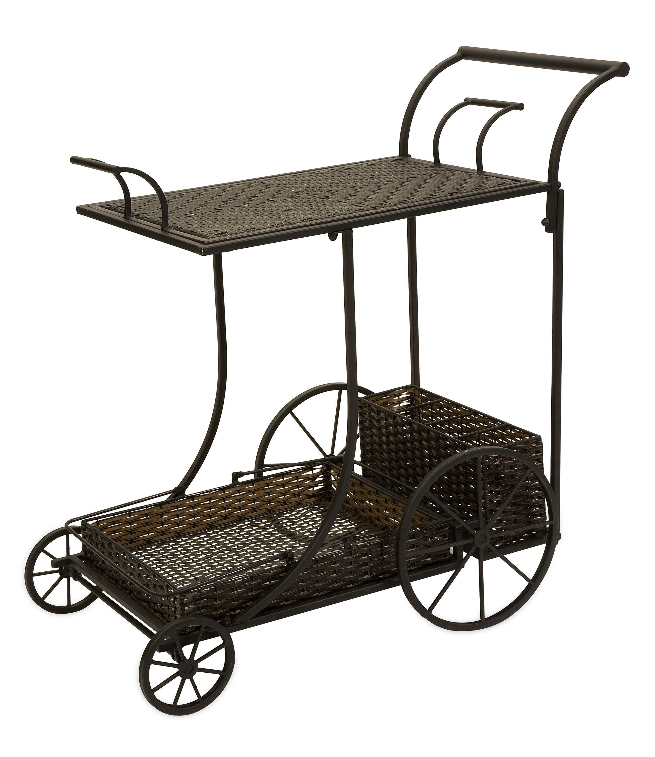 Hintz Wine Cart