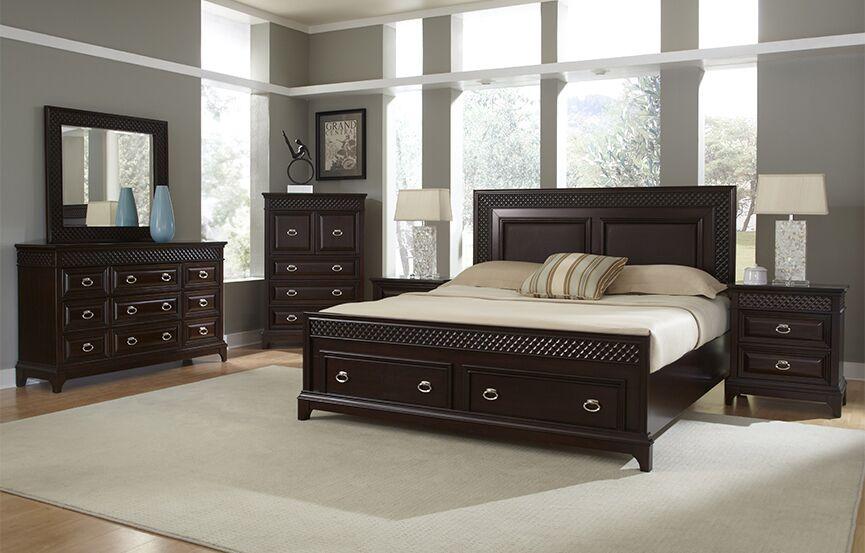 Sonoma Platform Configurable Bedroom Set