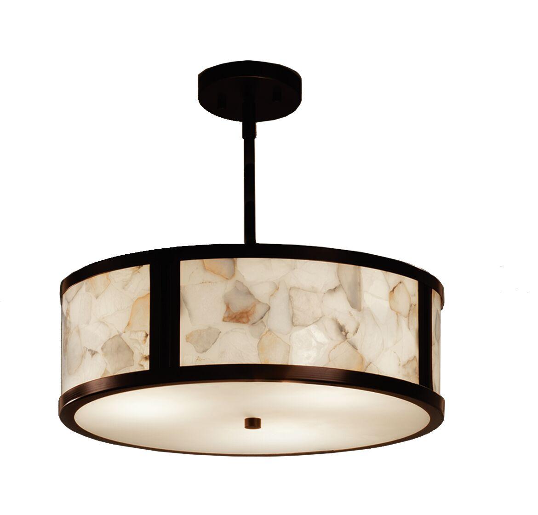 Conovan 3-Light Pendant Finish: Dark Bronze