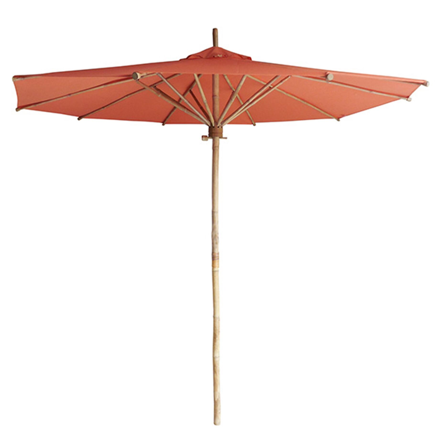 Phat Tommy 7' Market Umbrella Color: Tuscan