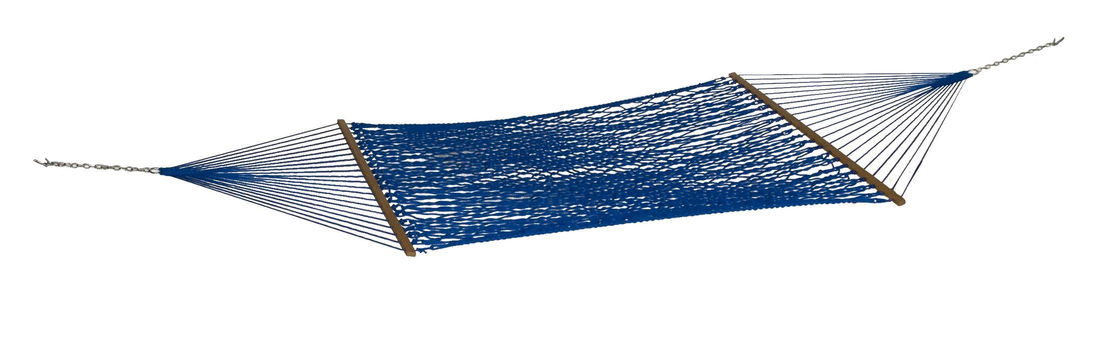 Mindi Olefin Tree Hammock Color: Bold Blue