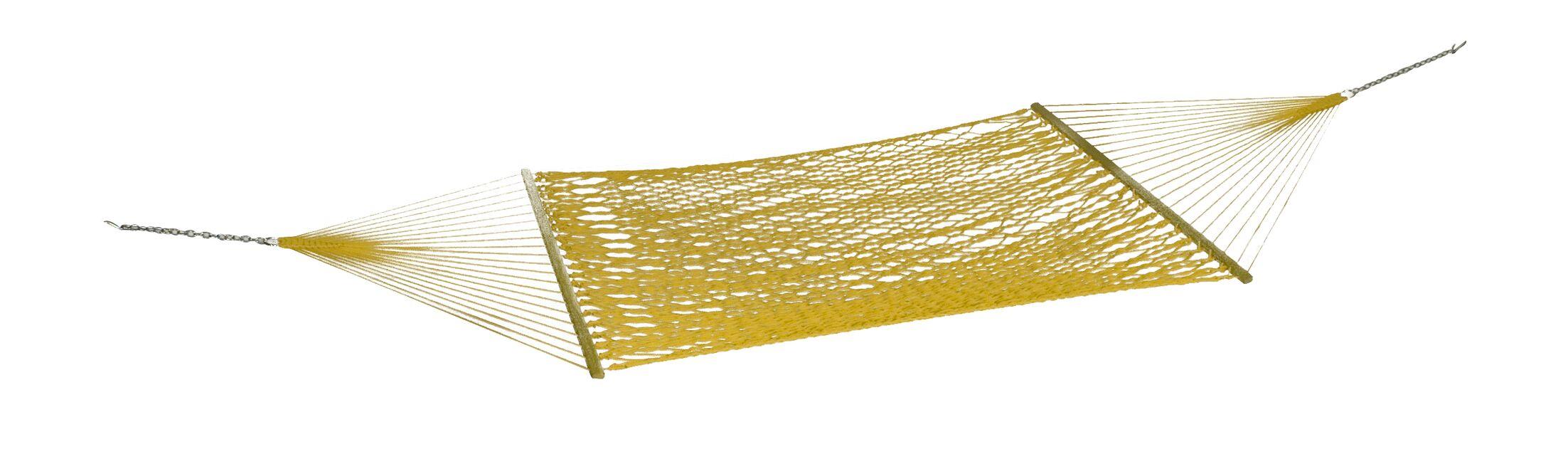Mindi Olefin Tree Hammock Color: Lemon