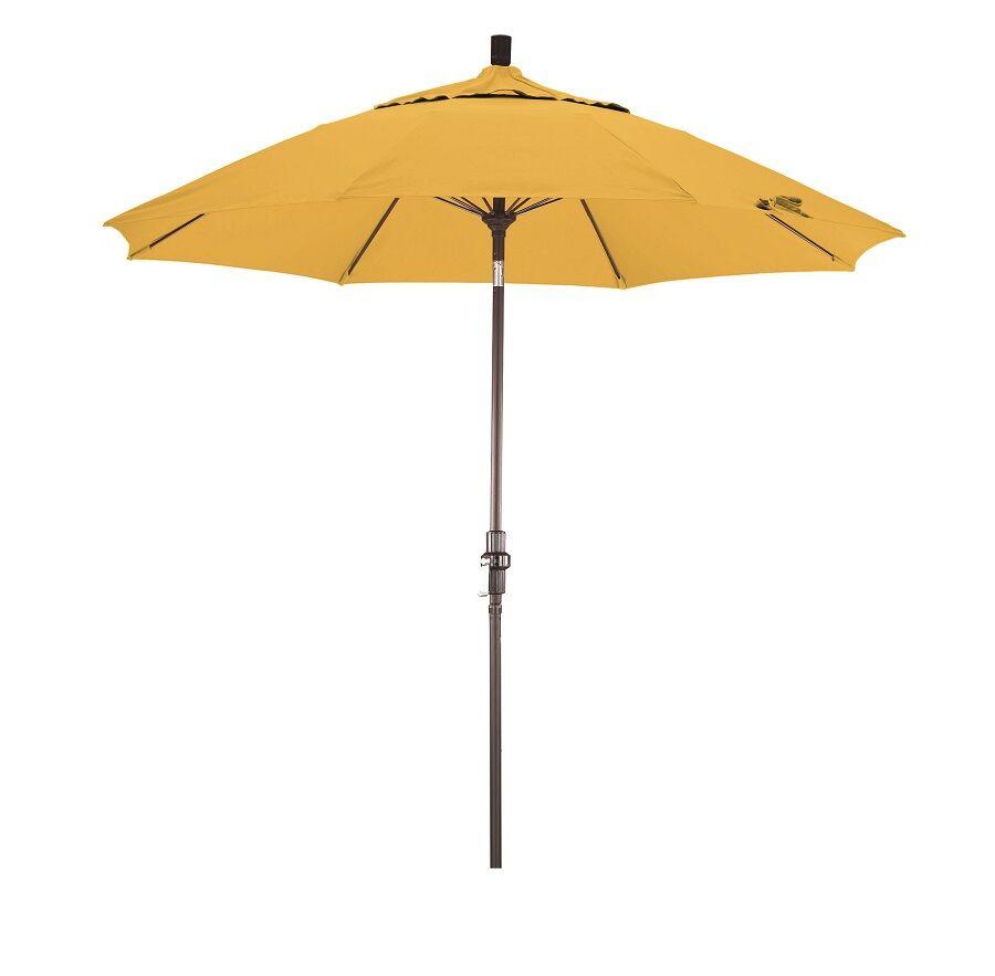 Phat Tommy 9' Market Umbrella Fabric: Yellow