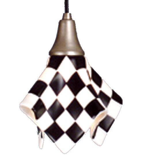 Metro Fusion Grand Prix Handkerchief 1-Light Novelty Pendant
