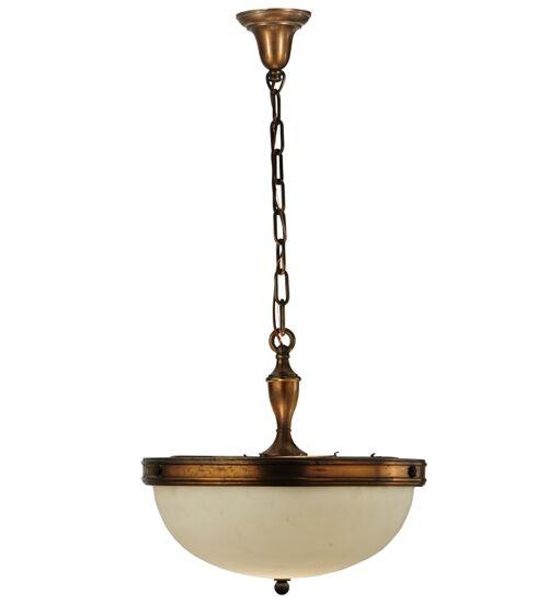 Gaetano 4-Light Bowl Pendant