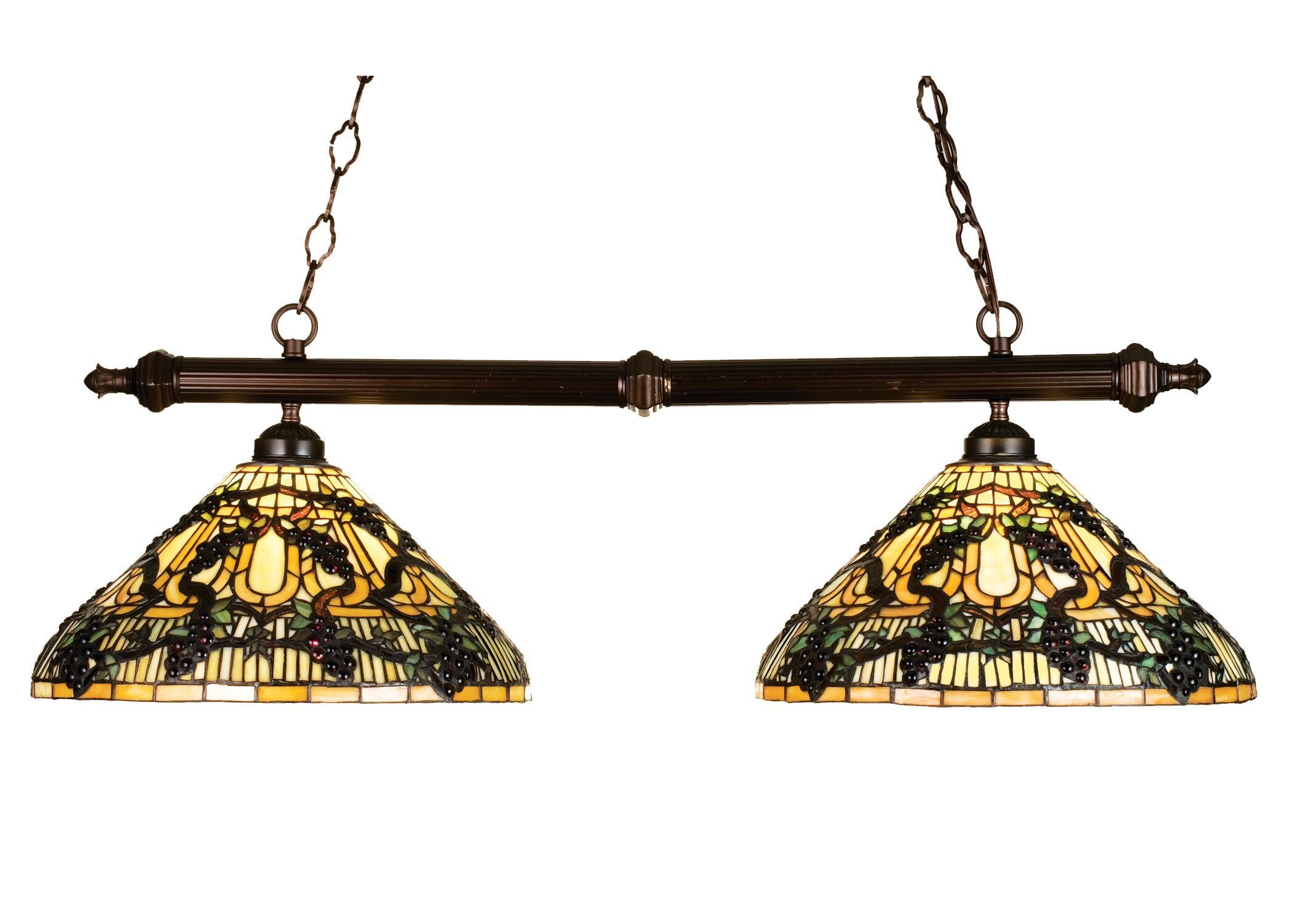 Tiffany Jewe LED  Pendant