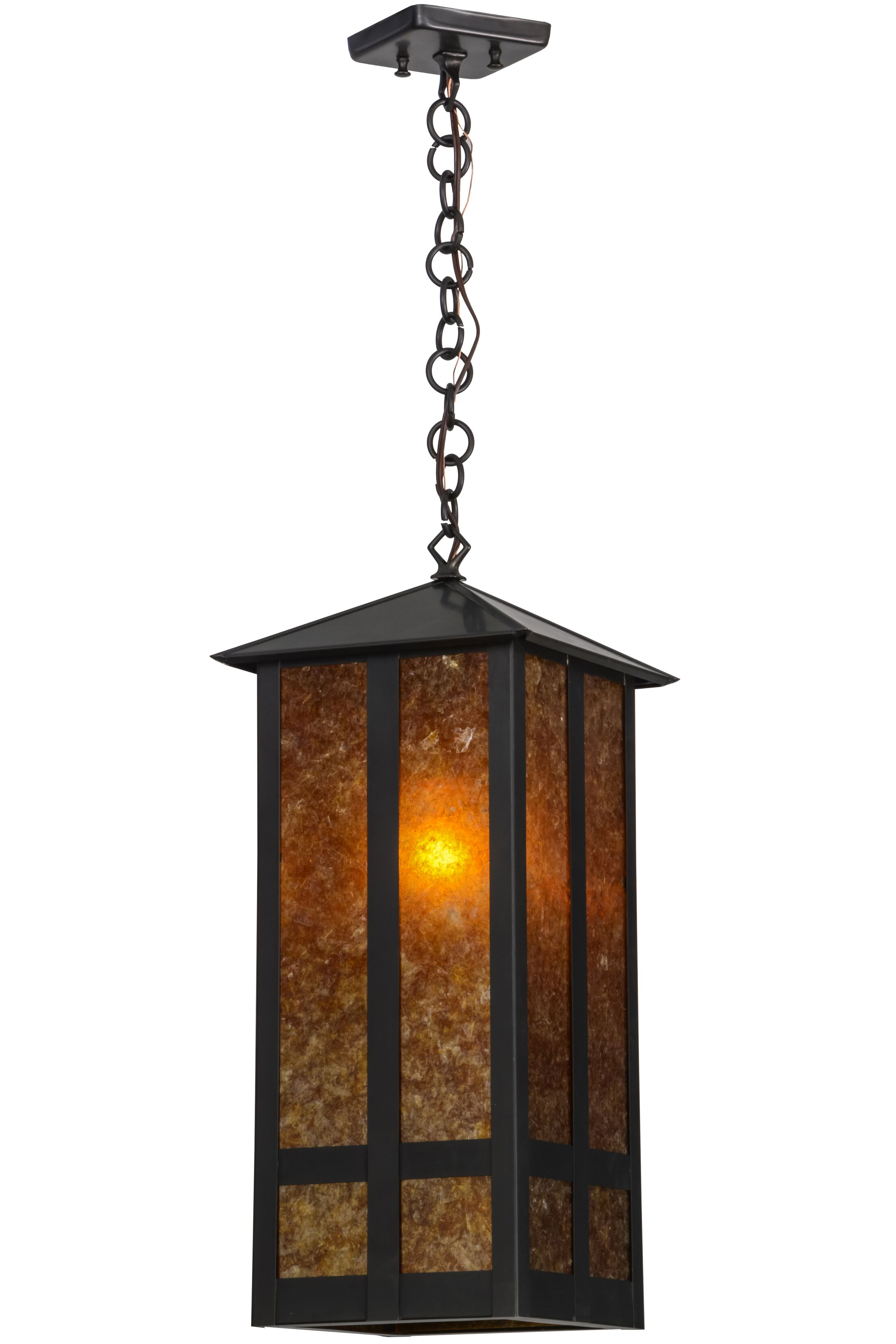 Church Street 1-Light Lantern Pendant