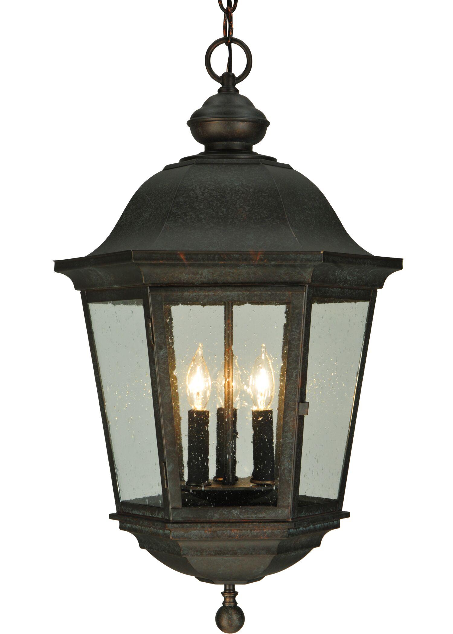Tiamo 3-Light Foyer Pendant