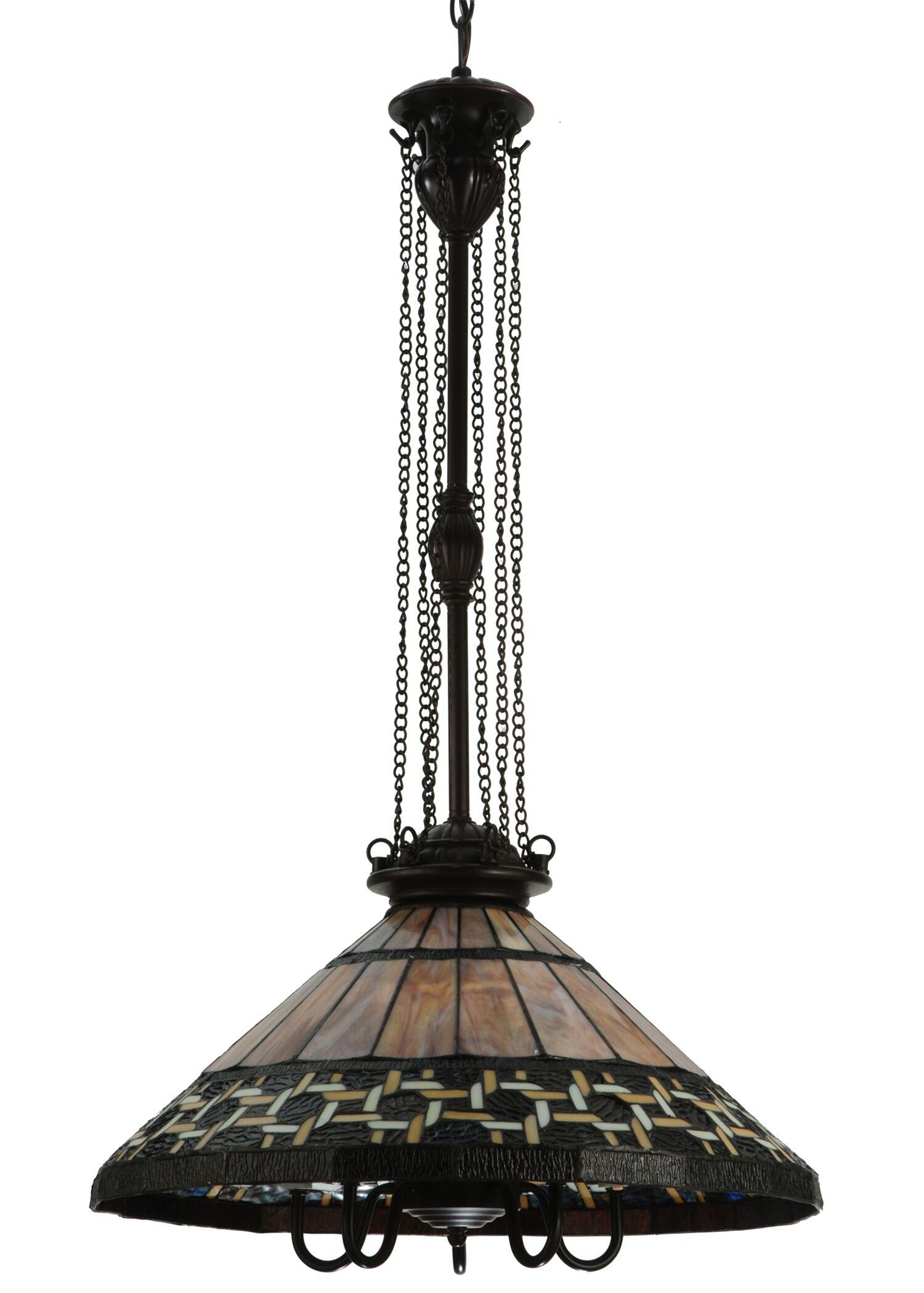 Ilona 6-Light Bowl Pendant