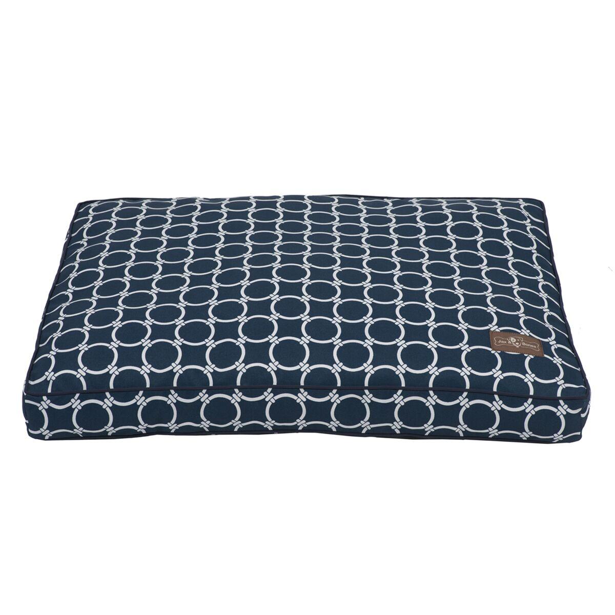 Harbor Occassional Outdoor Rectangular Pillow Bed Size: Medium (36