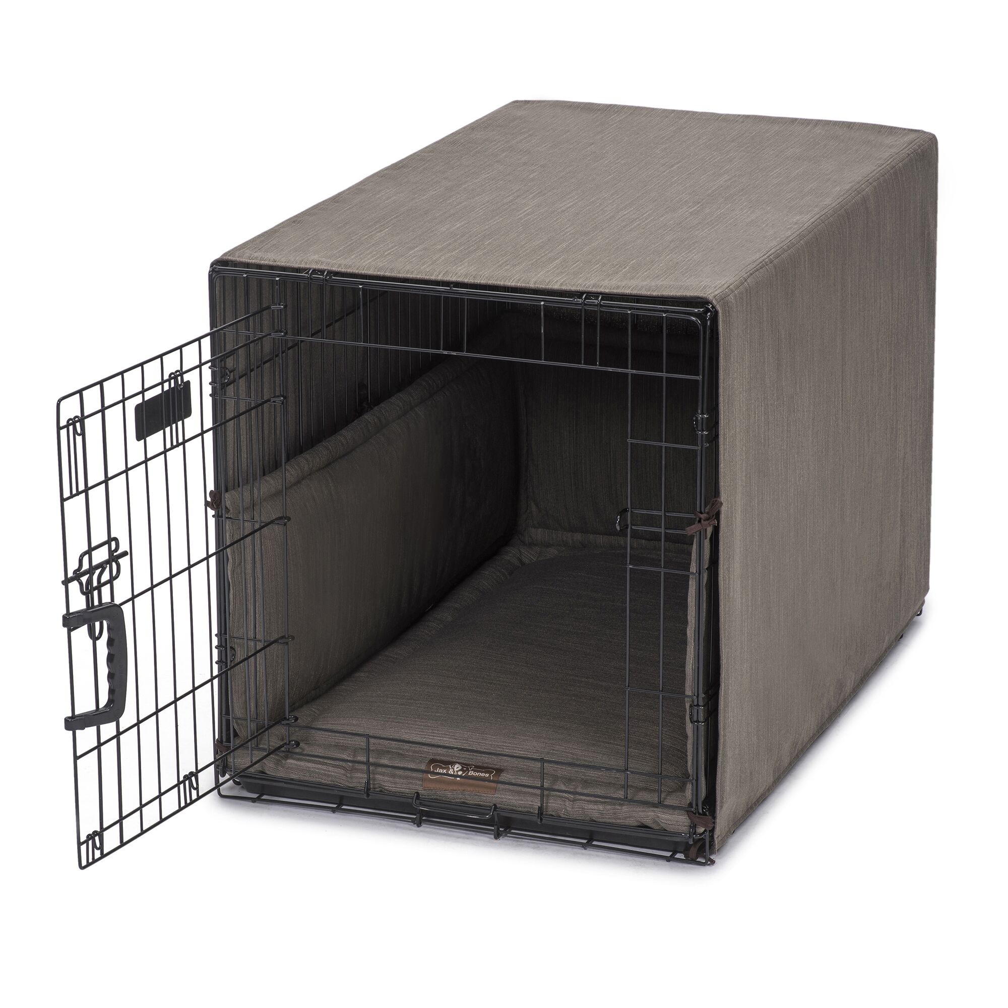 Windsor Permium Cotton Crate Cover Size: 19