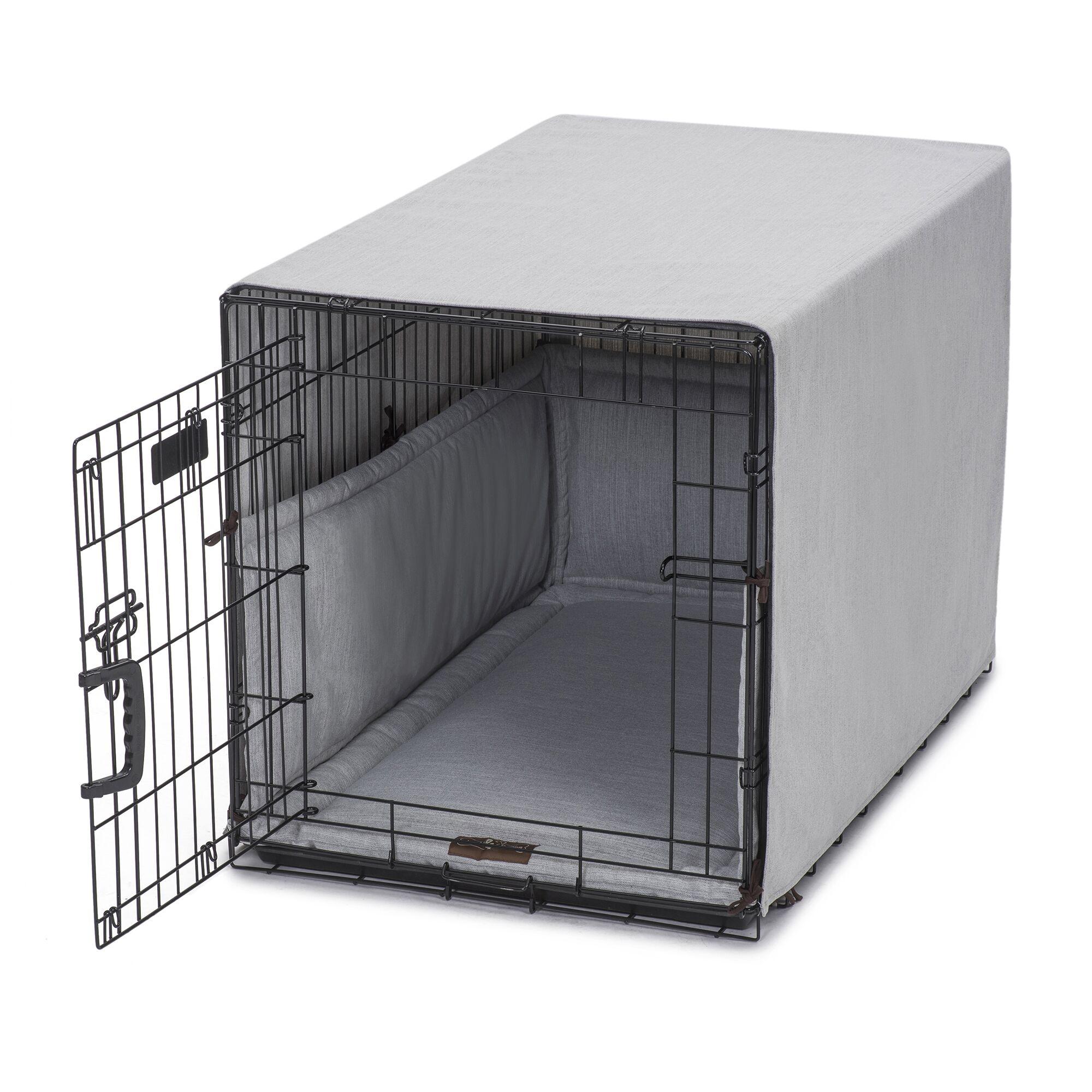Windsor Permium Cotton Crate Cover Size: 23