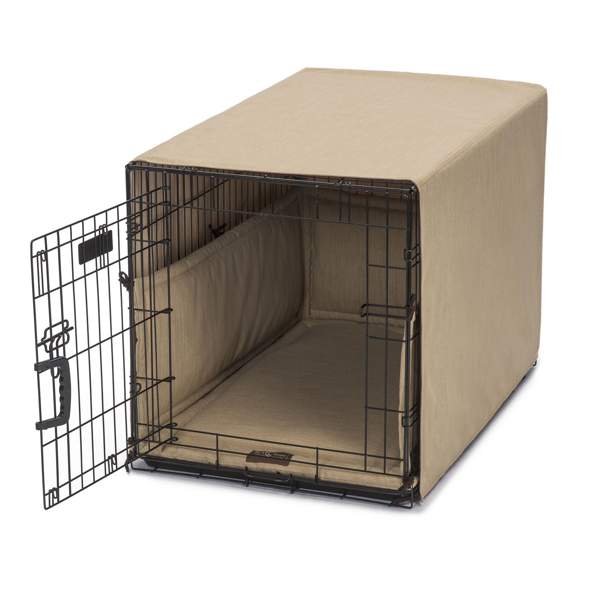 Windsor Permium Cotton Crate Cover Size: 18