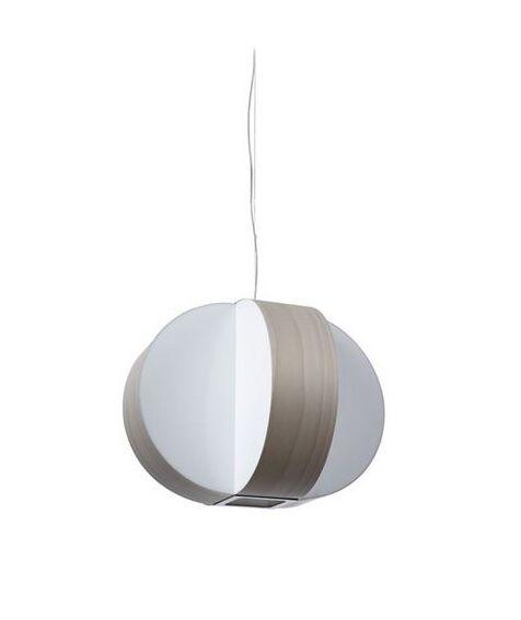 Carambola 1-Light Globe Pendant Bulb Type: GU24, Finish: Brushed Nickel